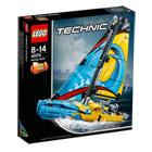 42074-LEGO® Le yacht de compétition