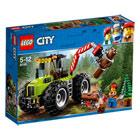 60181-LEGO® City Le tracteur forestier