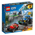 60172-LEGO® City La course-poursuite en montagne