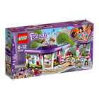 41336-LEGO® Friends Le café des arts d'Emma
