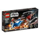 75196-LEGO® Microfighter A-Wing vs. Silencer TIE