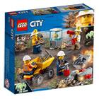 60184-LEGO® City L'équipe minière