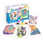 Aquarellum chatons