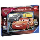 Cars 3 - Puzzles 2 x 24 Pièces