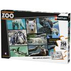 Puzzle 250 pièces une saison au zoo