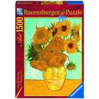 Puzzle 1500 pièces les tournesols Van Gogh