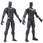 Marvel Black Panther-Figurine Titan 30 cm
