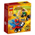 76089-LEGO® Mighty Micros Scarlet Spider contre Sandman