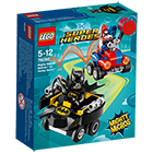 76092-LEGO® Mighty Micros Batman contre Harley Quinn
