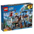 60174-LEGO® Le poste de police de montagne