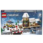 10259-LEGO® Le village d'hiver