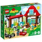 10869-LEGO® Les aventures de la ferme