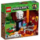 21143 - LEGO® MINECRAFT - Le portail du Nether