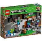 21141-LEGO® Minecraft La grotte du zombie