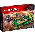 70641-LEGO® Ninjago Le bolide de Lloyd