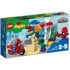 10876-LEGO®-Les aventures de Spider-Man et Hulk