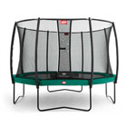 Trampoline Champion Green 380 Safety Net Comfort