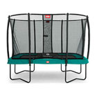 Trampoline EazyFit avec filet de protection deluxe