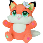Enchantimals Peluche Renard 35 cm - Flick