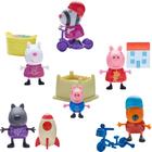 Peppa Pig-Coffret 1 figurine et 1 accessoire