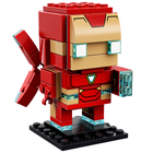 41604-Figurine BrickHeadz Iron Man MK50
