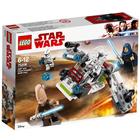 75206-LEGO® Pack de combat des Jedi et des Clone Troopers
