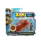 Zak Storm-Aéroglisseur de Zak