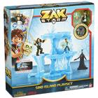 Zak Storm- Univers de jeu Ile Sino