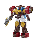 Power Rangers-Megazord Bison Ninja Steel