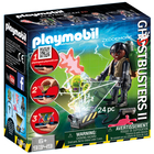 9349-Playmobil Ghostbuster Winston Zeddemore