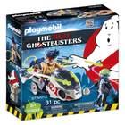 9388-Playmobil Gostbusters-Stantz avec véhicule volant