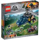 75928 - LEGO® Jurassic World La poursuite en hélicoptère de Blue