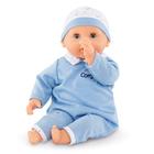 Mon premier poupon bébé calin bleu