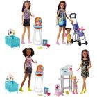 Barbie-Coffret Babysitter