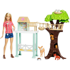 Barbie refuge des animaux