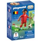 9509-Playmobil Joueur de foot Belge