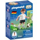 9511-Playmobil Joueur de foot Allemand