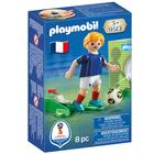 9513-Playmobil Joueur de foot Français