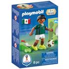 9515-Playmobil Joueur de foot Mexicain