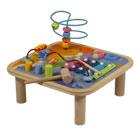 Table d'activités en bois
