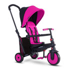 Tricycle évolutif SmarTfold 300 Plus rose