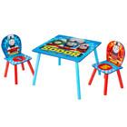 Table avec 2 chaises Thomas et ses amis