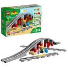 10872-LEGO® Les rails et le pont du train
