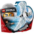 70648 - LEGO® NINJAGO - Toupie Zane maitre du dragon