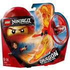 70647 - LEGO® NINJAGO - Toupie Kai maitre du dragon