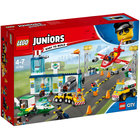 10764-LEGO® Juniors L'aéroport City Central