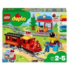 10874-LEGO® Le train à vapeur