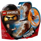 70645 - LEGO® NINJAGO - Toupie Cole maitre du dragon