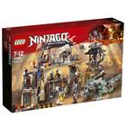 70655-LEGO® Ninjago La tanière du dragon
