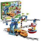 10875-LEGO® Duplo Le train de marchandises